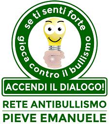 Logo rete antibullismo