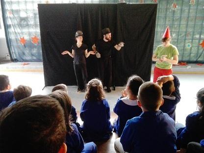 Foto teatro di Pinocchio2