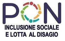 Logo PON inclusione sociale e lotta al disagio